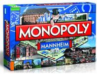 Board Game: Monopoly: Mannheim