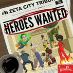 Board Game: Heroes Wanted