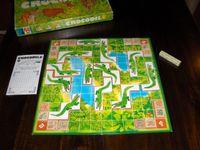 Board Game: Crocodile