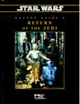 RPG Item: Galaxy Guide 05: Return of the Jedi (WEG 2nd Edition)