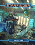 RPG Item: Starfinder Armory