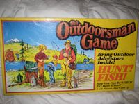 Board Game: The Outdoorsman Game