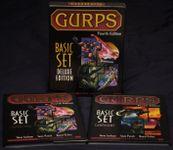 RPG Item: GURPS Basic Set Deluxe Edition