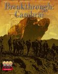 Board Game: Breakthrough: Cambrai