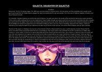 RPG Item: Galacta: Daughter of Galactus