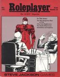 Issue: Roleplayer (Issue 23 - May 1991)