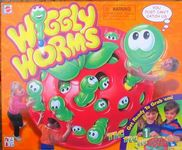 Board Game: Wiggly Worms