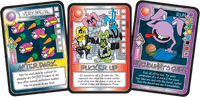 Board Game: Killer Bunnies Psi Series Cards