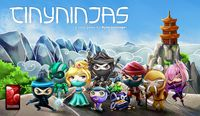 Board Game: Tiny Ninjas