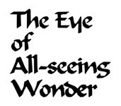 Periodical: The Eye of All-seeing Wonder