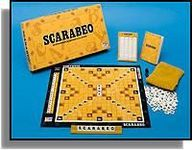 Board Game: Scarabeo