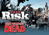 Board Game: Risk: The Walking Dead – Survival Edition
