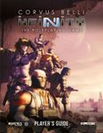 RPG Item: Infinity the Roleplaying Game Player's Guide