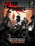 RPG Item: After Zombies Adventure Locale 2: Solace Police Department