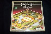 Board Game: Golf: The Game