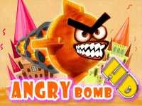 Video Game: Angry Bomb