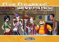 Board Game: Five Fingered Severance