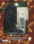 RPG Item: ST13: Slumbering Tsar: The Hidden Citadel, Part 5: The Mind of Chaos