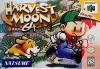 Video Game: Harvest Moon 64