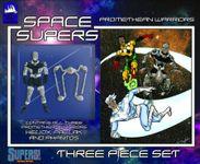 RPG Item: Space Supers #07: Promethean Warriors (Supers!)