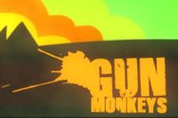 Video Game: Gun Monkeys