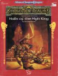 RPG Item: FA1: Halls of the High King