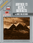 RPG Item: Modern: Another 13 Occult Artifacts