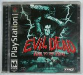 Video Game: Evil Dead: Hail to the King