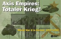 Board Game: Axis Empires: Totaler Krieg!