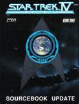 RPG Item: Star Trek IV Sourcebook Update