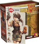 Board Game: Tara Wolf in Valley of the Kings