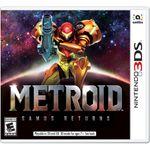 Video Game: Metroid: Samus Returns