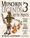 Board Game: Munchkin Legends 3: Myth Prints