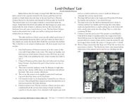 RPG Item: Lord Orchaos' Lair