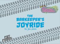 RPG Item: Lost Weekend 1: The Barkeeper's Joyride
