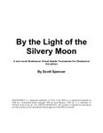 RPG Item: By the Light of the Silvery Moon