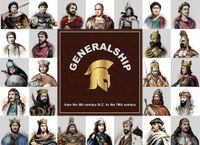 Board Game: Generalship: from the 4th century B.C. to the 19th century
