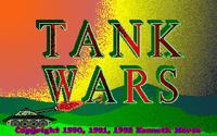 Video Game: Tank Wars