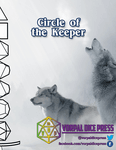 RPG Item: Circle of the Keeper
