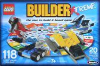Board Game: LEGO Builder Xtreme