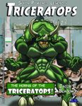 RPG Item: Super Powered Legends: Triceratops