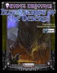 RPG Item: Codex Draconis #2: Blue Satraps of the Deserts