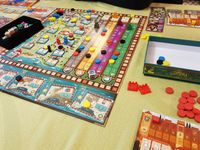 Board Game: Coimbra: Royal Treatment
