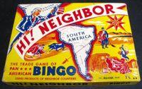 Board Game: Hi! Neighbor