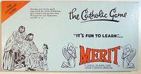 Board Game: Merit: The Catholic Game