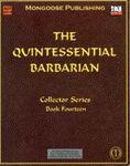 RPG Item: The Quintessential Barbarian