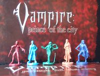 Board Game: Vampire: Prince of the City