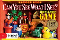 Board Game: Walter Wick Can You See What I See?