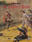 RPG Item: At Rapier's Point