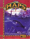 RPG Item: Maps: Places of Legend